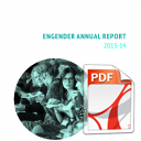 Engender Annual Report 2013-14